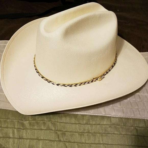 b31ffba4d0b1e Summer Hats Accessories | Boys Youth Large White Cowboy Hat | Poshmark